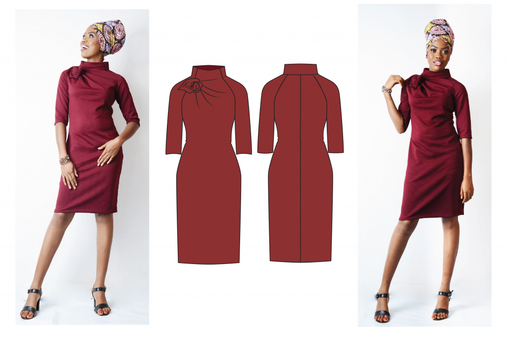 PDF sewing patterns for Women